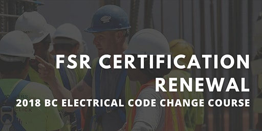 FSR Certification Renewal