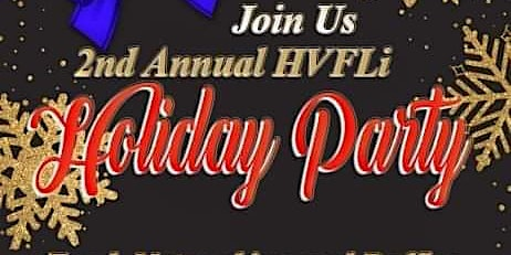 2nd Annual HVFLi Holiday Dinner Party