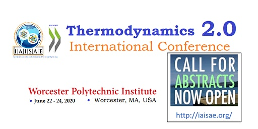 Thermodynamics 2.0 | International Conference