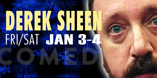 Comedian Derek Sheen from The 206!