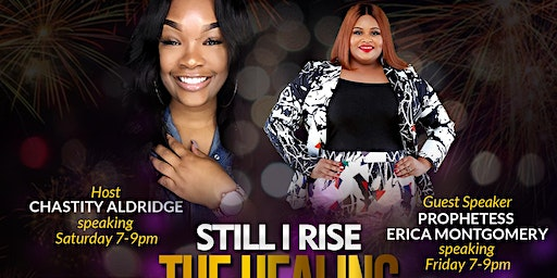 """""""Still I Rise"""" The Healing Conference 2020"""