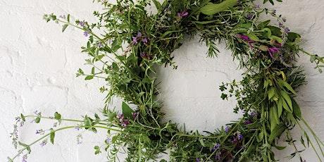Shop Small Saturday: DIY Holiday Farm Wreath Making tickets