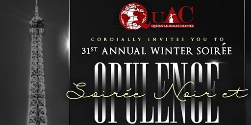 Queens Alumnae Chapter DST 31st Annual Winter Soiree