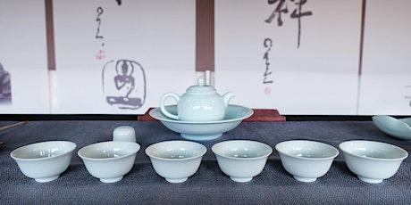 Tea Ceremony and Meditation Experience tickets