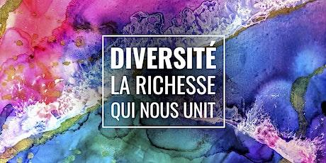 TEDxMontréalSalon - Diversité : la richesse qui nous unit billets