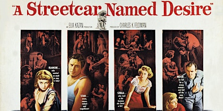 A Streetcar Named Desire (1951): Film Screening tickets