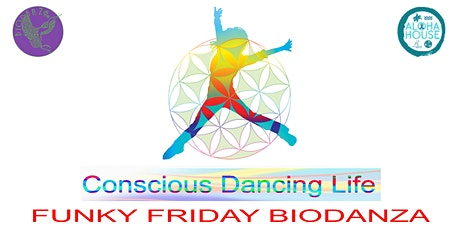 Funky Friday Biodanza Conscious Dance tickets