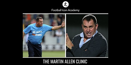 The Martin Allen Clinic In Aylesbury tickets