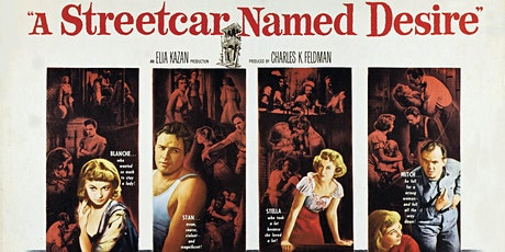 A Streetcar Named Desire (1951): Film Screening - Matinee tickets