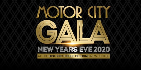 Motor City Gala Detroit 2020 tickets
