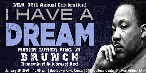 MLK Support Group 34th Annual Brunch