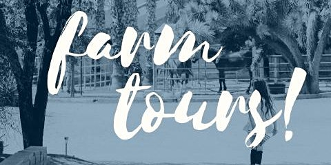 March Farm Tour!