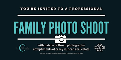 FREE Family Photo Session - with Natalie Dollman Photography
