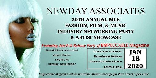 NEW DAY ASSOCIATES 20th annual fashion/artist showcase