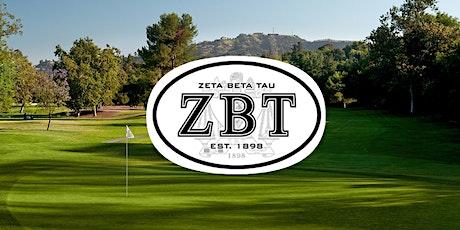 ZBT Alpha Delta Alumni Golf Tournament tickets