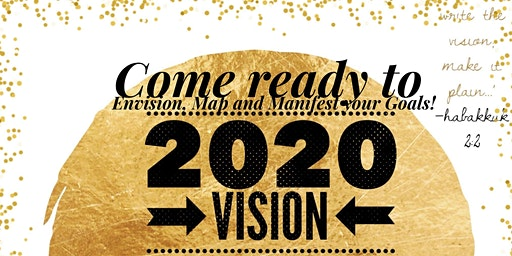 2020 Vision Board Party and Brunch