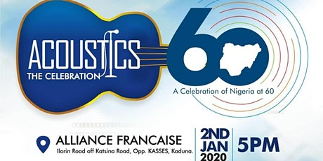 Acoustics - The celeberation of 60 tickets