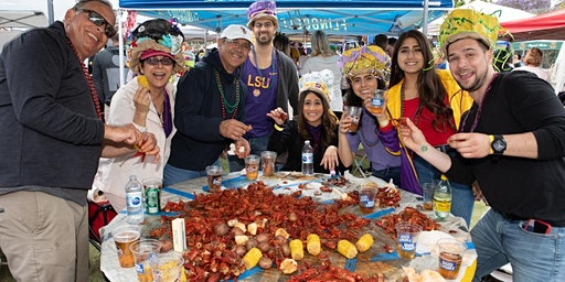 2020 San Diego Crawfish Boil presented by Raising Canes & LSU Alumni of SD