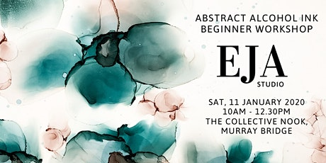 Alcohol Ink for Beginners Workshop tickets