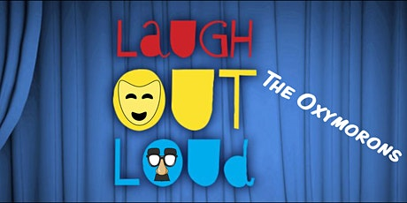 """""""Laugh Out Loud! New Year's Eve Edition"""" tickets"""