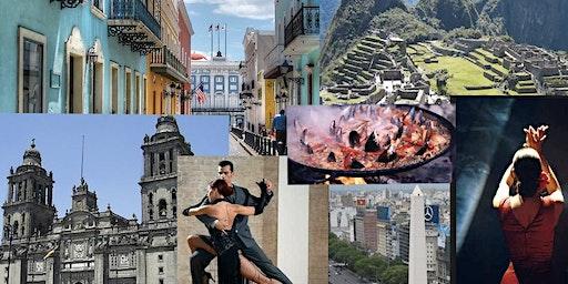 Beginner Spanish class: Apr 20-May 15, at Learn Spanish New York.