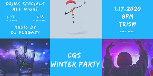 CGS Winter Party 2020