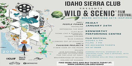 Moscow Wild & Scenic Film Festival tickets
