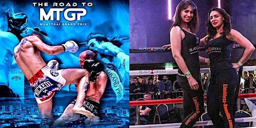 Road to Muay Thai Grandprix with Limitless Benefits Ring Girls Birmingham