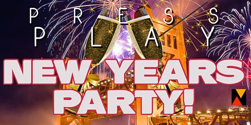 Press Play New Years Party!