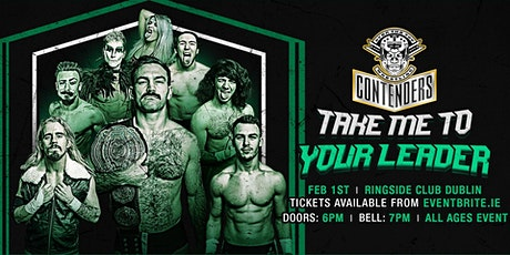 """Over The Top Wrestling Presents  """"Take Me To Your Leader""""  All Ages Event tickets"""