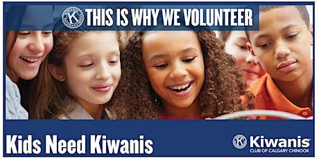Chinook Kiwanis Trivia NIght tickets