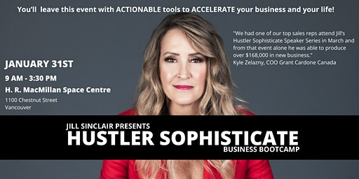 Hustler Sophisticate Business Bootcamp