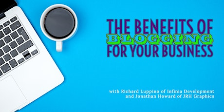 Benefits of Blogging for Your Business tickets