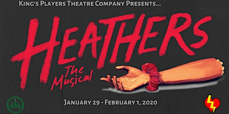 Heathers: The Musical tickets