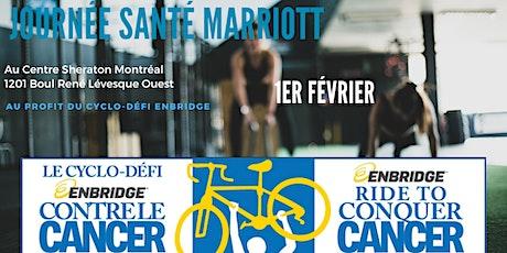Marriott Journée Santé - Marriott Fitness Day billets