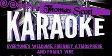 Karaoke Sundays tickets