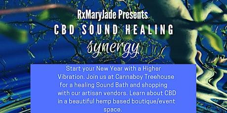 CBD Sound Healing Syngery tickets