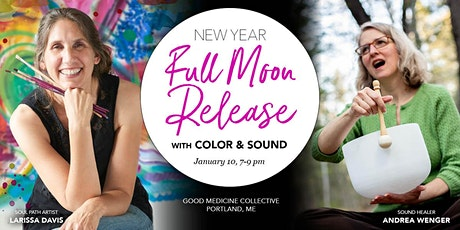 New Year Full Moon Release tickets