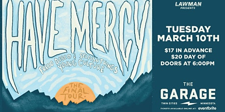 Have Mercy Farewell Tour