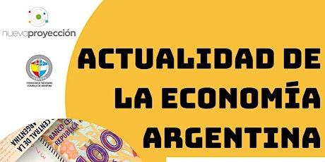 Actualidad en la Economía Argentina entradas