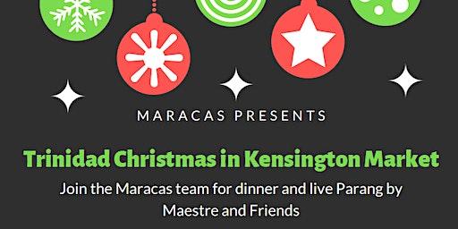 Trinidad Christmas Experience: Dinner & Live Parang - December 22nd