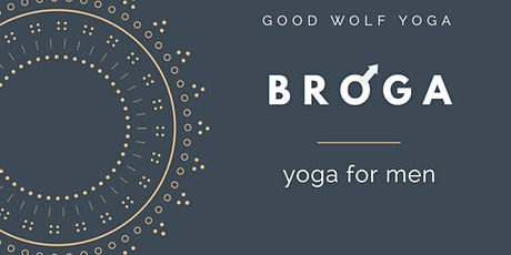 BROGA, Yoga for Men tickets