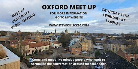 Oxford Meet Up tickets