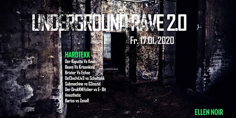 Birthday Rave Underground 2.0 Tickets