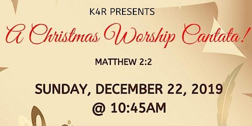 Christmas Worship Cantata