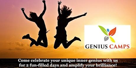 Virtual Genius Camp tickets