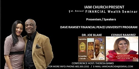 Financial Literacy for your Financial Peace In 2020 tickets