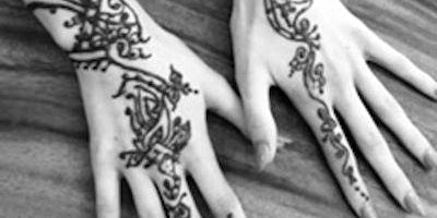 Healing Henna Art with Seemi Rizvi