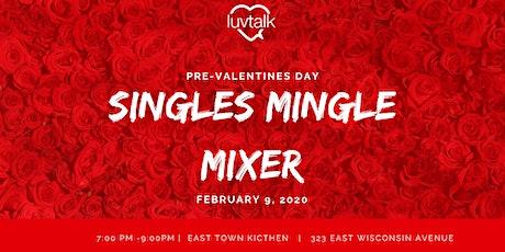 Pre Valentine's Singles Mingle Mixer tickets