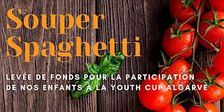 Souper Spaghetti tickets